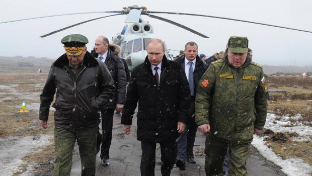 militari rusia
