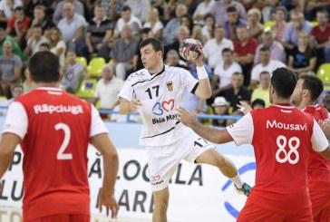 Handbal: HCM Minaur termina la egalitate cu elvetienii de la Schaffhausen
