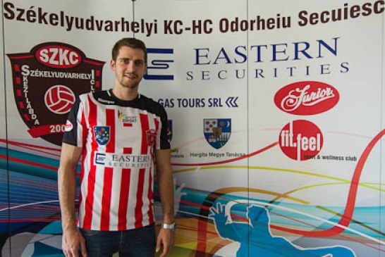 Handbal: Ionut Ramba lasa HCM Minaur pentru echipa germana TBV Lemgo