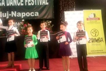 Trei medalii pentru Prodance 2000 Baia Mare la Napoca Dance Festival (FOTO)