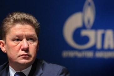 Seful Gazprom, cel mai bine platit director din Rusia