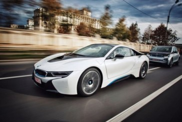 ALD Automotive si BMW livreaza official primul i8 in Romania