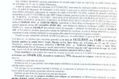 Vanzare teren in Ferneziu – Extras publicatie imobiliara, din data de 04. 11. 2015