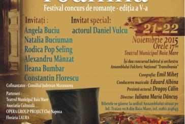 """Ansamblul National Transilvania: Festivalul concurs """"Poveste de Toamna"""", la a cincea editie"""