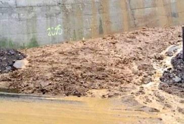 CJ: Alunecarile de teren din Cavnic n-au legatura cu lucrarile de la Drumul Baia Sprie – Barsana
