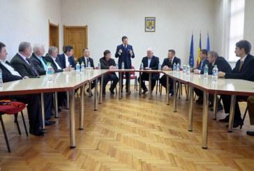 Ambasadorul Irakului s-a intalnit cu primarii din Tara Chioarului