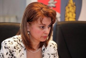 Aurica Todoran va ocupa postul de secretar al judetului Maramures