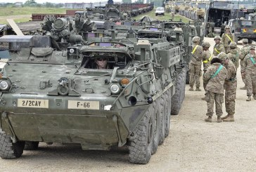 Statele Unite vand Lituaniei 84 de vehicule blindate