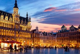 Romanii, cei mai numerosi straini instalati la Bruxelles, dupa francezi