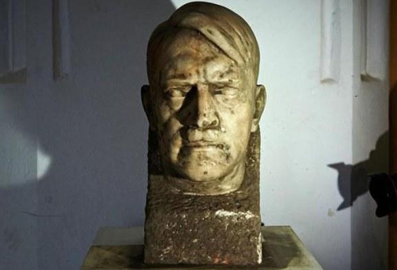 In Polonia s-a descoperit un bust al lui Hitler