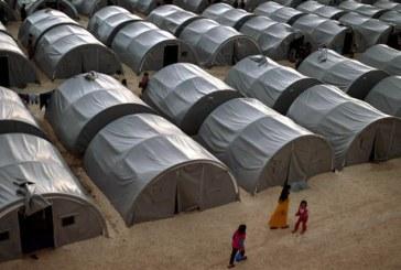 Finlanda se pregateste sa cazeze solicitantii de azil in corturi