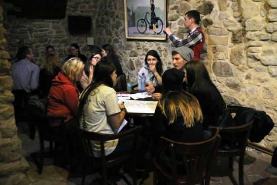 """Cafeneaua publica cu tema """"Volunteering for Inclusion"""", eveniment marca Fundatia Somaschi (FOTO)"""