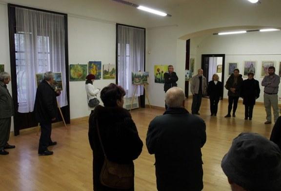 Artisti maramureseni expun la castelul Karolyi din Carei