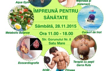 """""""Impreuna pentru sanatate"""", un eveniment marca AquaStar"""