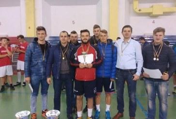 "TSD Maramures organizeaza ""Cupa solidaratatii la fotbal in sala"""