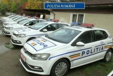 Masini noi pentru politistii maramureseni