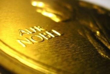 O medalie Nobel, vanduta la licitatie pentru 800.000 de dolari