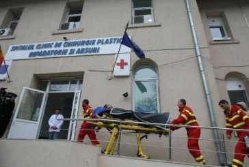 Medic: Tineri care au scapat din incendiu au venit la spital dupa cateva zile, cu complicatii pulmonare