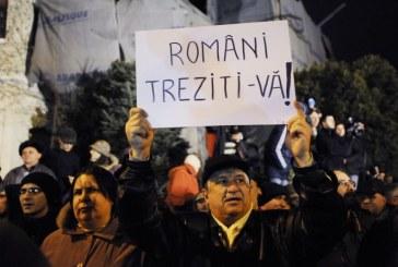 Proteste: Aproximativ 70.000 de oameni au iesit in strada