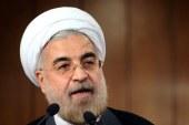 Iranul nu doreste razboi cu nicio tara, nici cu SUA, i-a spus presedintele Rouhani omologului francez