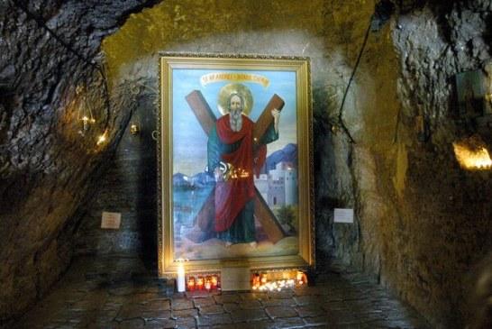 Romanii il sarbatoresc luni pe Sfantul Apostol Andrei