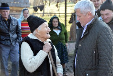 Remarcabil: Cel mai in varsta maramuresean implineste 106 ani