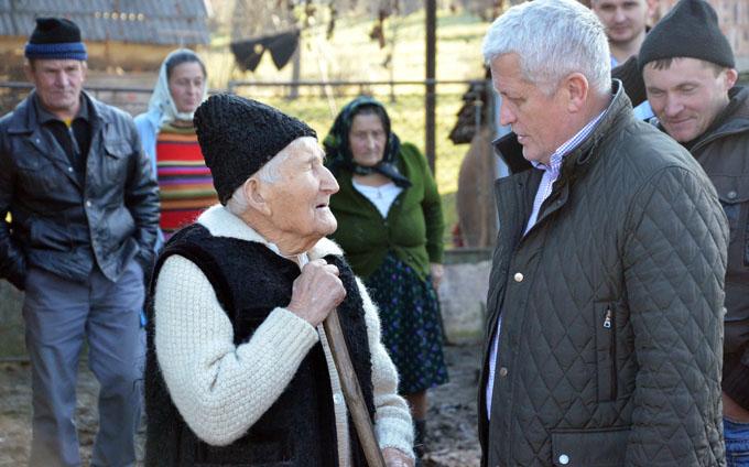 Mihai Ivanciuc 106 ani