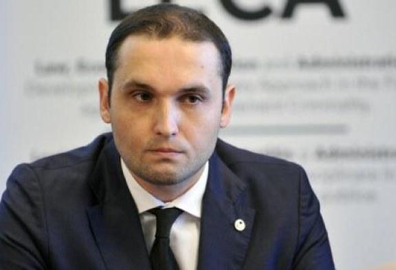 Senatorii juristi au avizat favorabil numirea lui Bogdan Stan in functia de presedinte al ANI