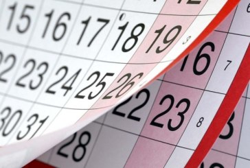 Calendar: De cate zile libere vor beneficia romanii in 2016