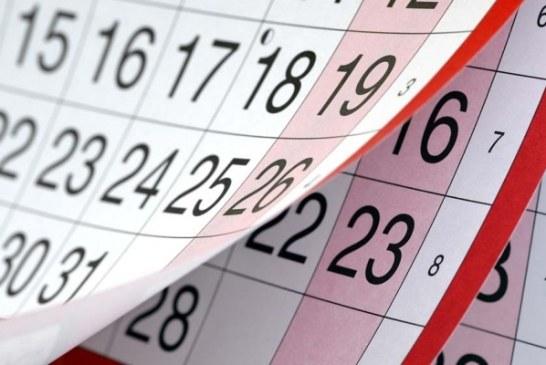 Calendarul sarbatorilor legale: Cate zile libere vor avea romanii in anul 2017