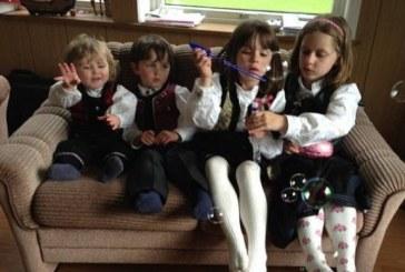 Statul Norvegian le-a luat copiii. Sute de romani au iesit in strada in semn de solidaritate