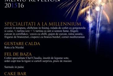 Revelion 2016, in Crama Millennium: Vezi ce surprize ti-au pregatit organizatorii evenimentului