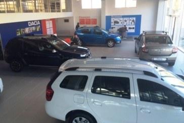 Dacia Evolution + , un nou standard pentru cea mai extinsa retea de showroom-uri din Romania