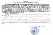 Vanzare terenuri in Baia Mare – Extras publicatie vanzare imobiliara, din data de 22. 12. 2015
