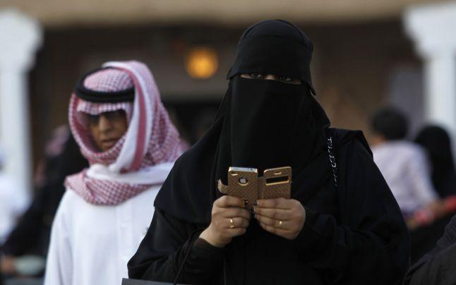 femeie arabia saudita