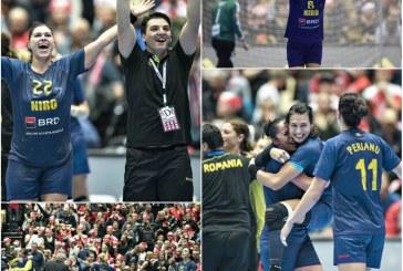 Handbal: Surprize mari la Campionatul Mondial din Danemarca; Romania joaca vineri semifinala cu Norvegia