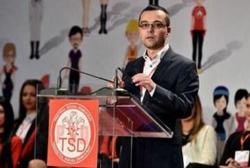 Gabriel Petrea – noul presedinte al Tineretului Social Democrat