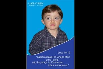"""""""In Memoria lui Luca"""" – O campanie pentru un aparat care poate salva vietile multora din copiii ajunsi la Urgenta"""