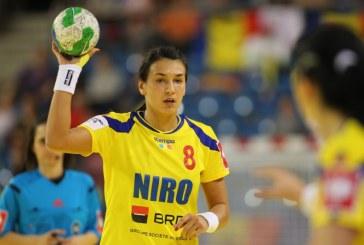 Cristina Neagu a fost desemnata cea mai buna jucatoare a lunii februarie