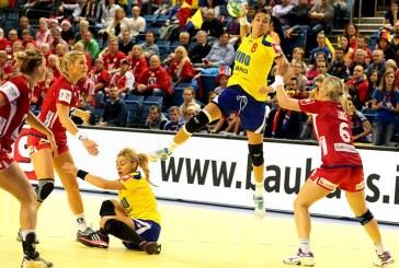 Handbal: Romania a obtinut medalia de bronz la Campionatul Mondial de handbal feminin