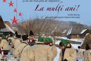 Ovidiu Nemes: Craciun fericit alaturi de cei dragi si un An Nou plin de impliniri!