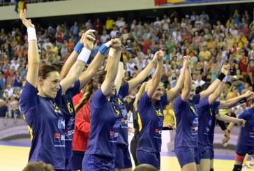 Handbal: Echipa feminina a Romaniei, intr-o grupa grea la Jocurile Olimpice de la Rio