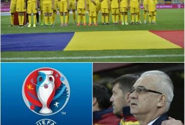 Fotbal: Romania, in grupa cu Franta, Albania si Elvetia, la EURO 2016