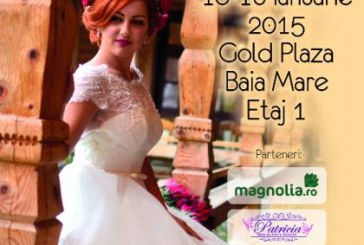 Gold Expo Wedding, in Baia Mare: Rafinament si culoare in materie de nunti