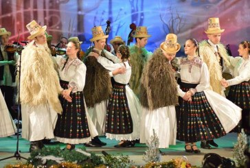 O editie reusita a Tezaurului Folcloric pe scena Teatrului Municipal din Baia Mare