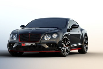 Monster by Mulliner, un nou stil de lux dedicat seriei Bentley Continental GT