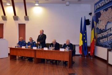 Prefectul Anton Rohian a participat la prezentarea bilantului Jandarmeriei Maramures (FOTO)