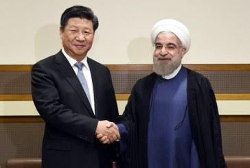 Iranul si China au decis sa stabileasca relatii strategice pe termen lung