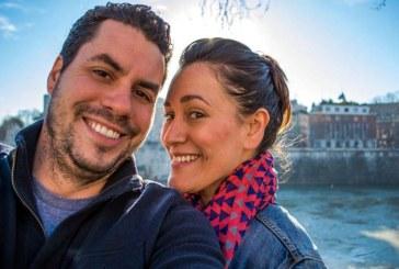 Aventura unui cuplu de americani care a decis sa calatoreasca in toata lumea continua si in 2016