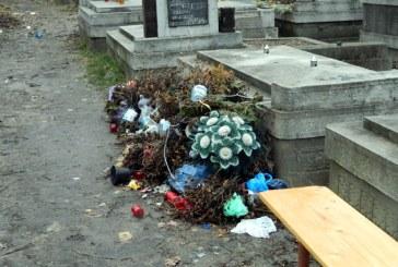Sambata se face curatenie generala in Cimitirul Horea 1. Baimarenii sunt asteptati sa participe la actiunea de curatenie a mormintelor